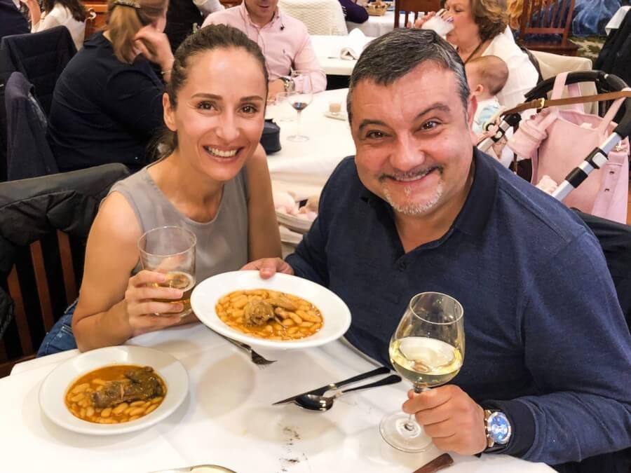 Restaurante Asturiano Carlos Tarterie