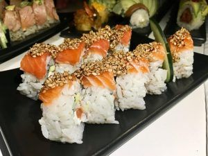 viaja Riviera Maya sushi