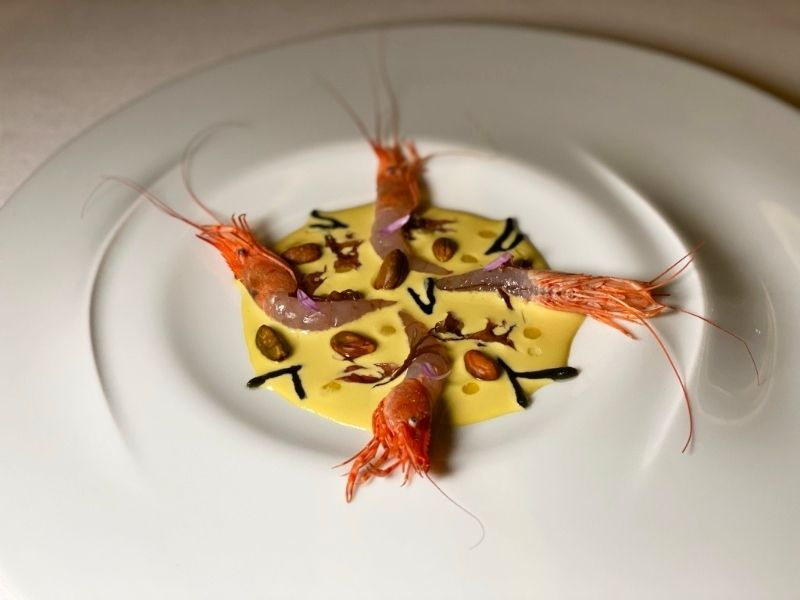 quisquilla restaurante A´Barra en Madrid