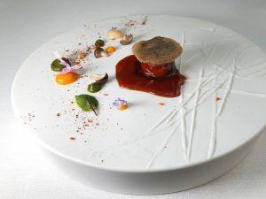 Restaurante Cebo Madrid menú degustación Somos