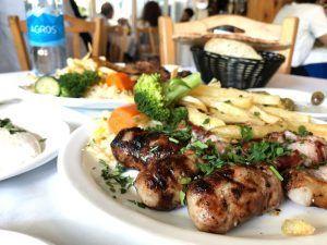 Viajar Chipre - carne cerdo