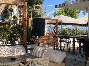 Viajar Chipre - terraza
