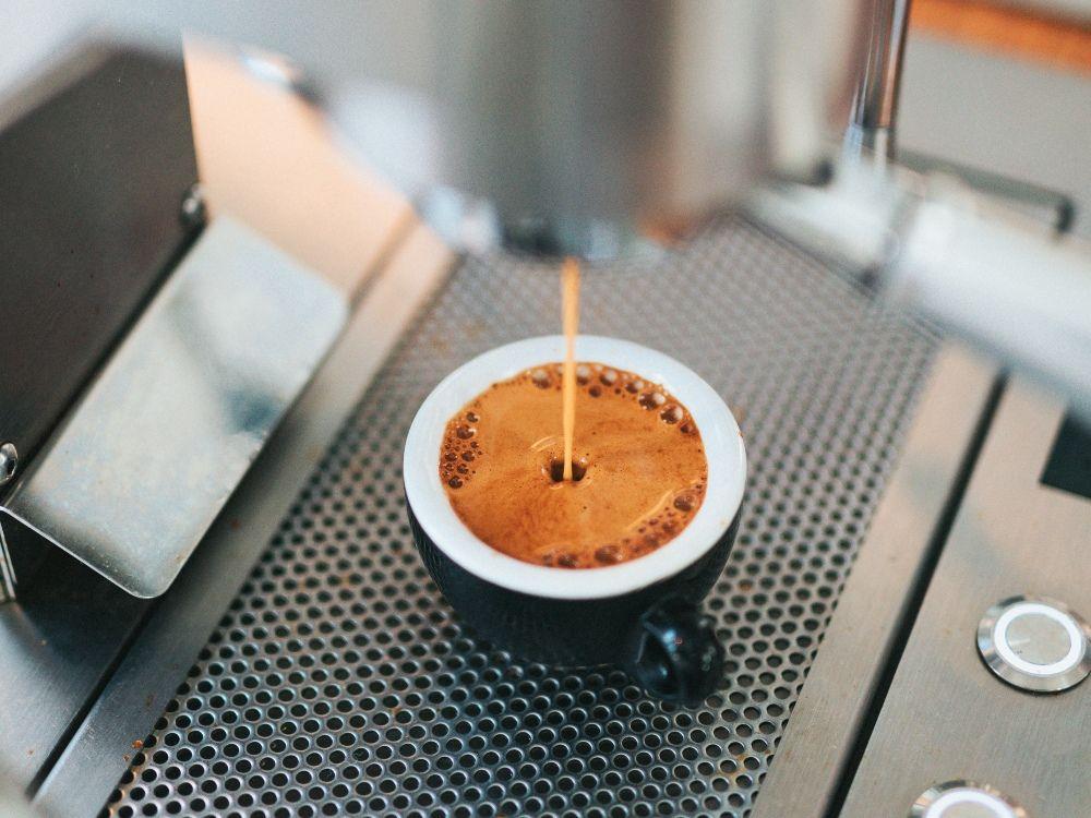 espresso en cafés de especialidad en Madrid