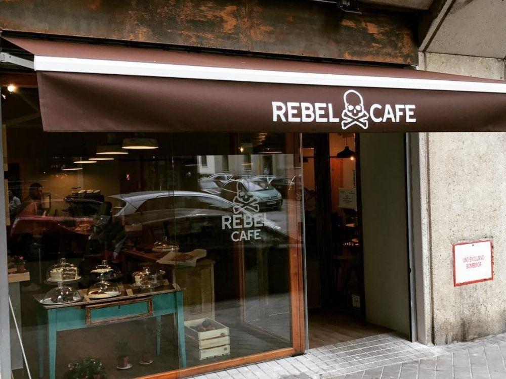 Cafés de especialidad en Madrid Rebel