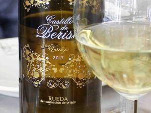 El vino del restaurante Gigi Madrid