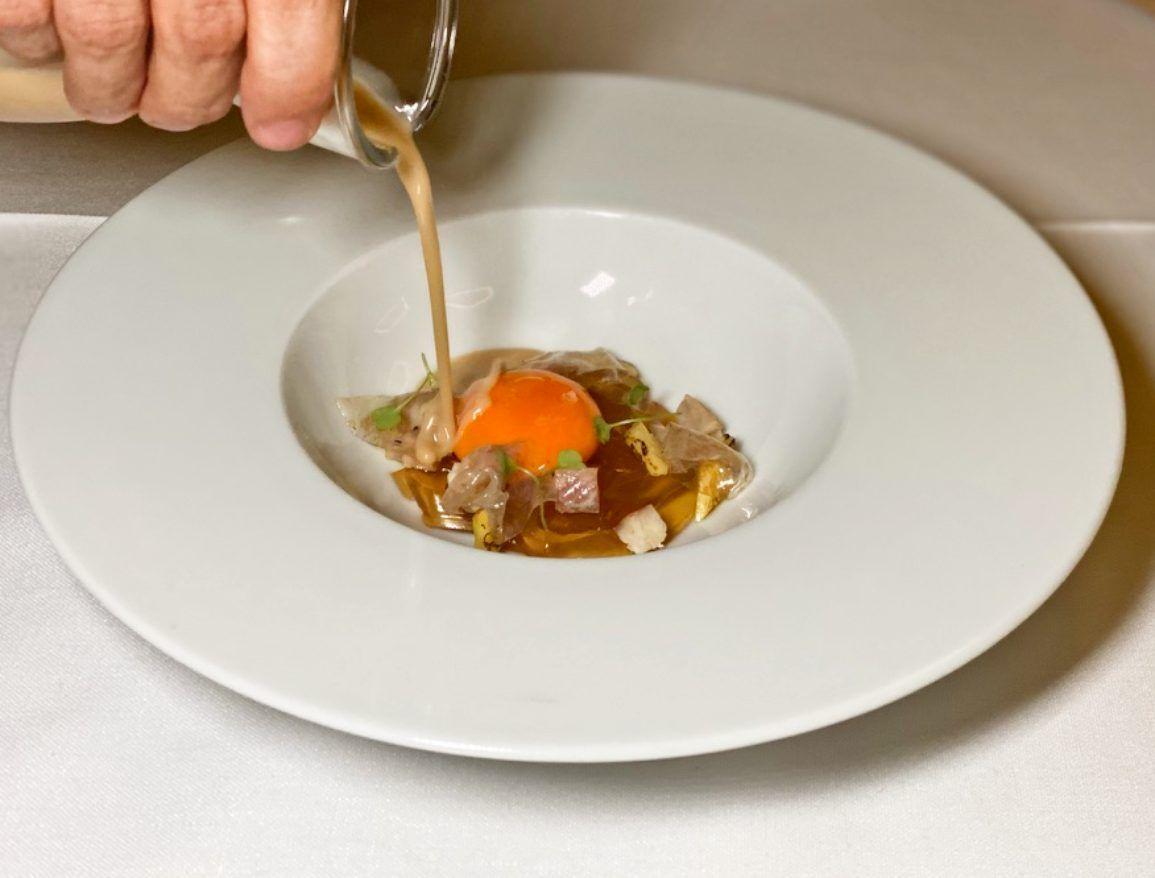 restaurante A´Barra en Madrid