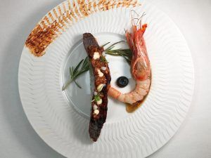 Restaurante Cebo Madrid menú degustación