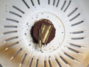 La tarta del restaurante Cebo en Madrid
