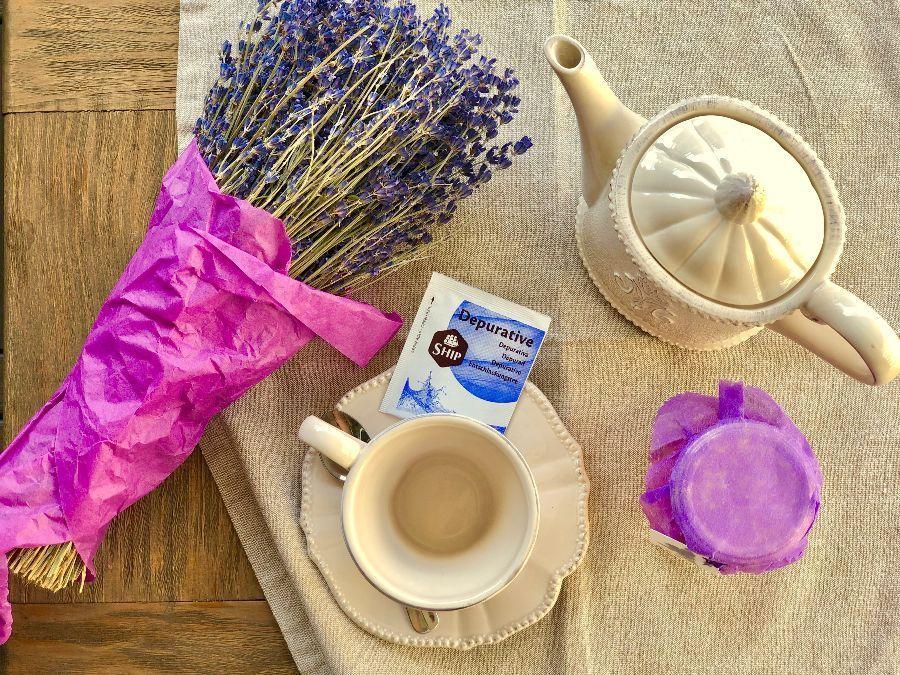 AZACONSA INFUSIONES TÉ - hora del té