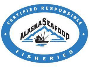 Logo de Alaska Seafood en Madrid
