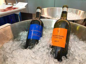Los vinos de Belondrade y Lurton