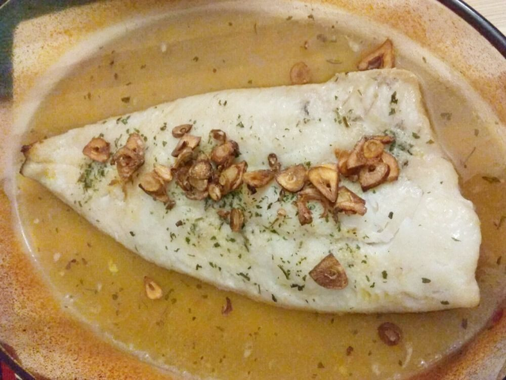 receta merluza al horno
