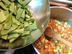 judias verdes estofadas receta