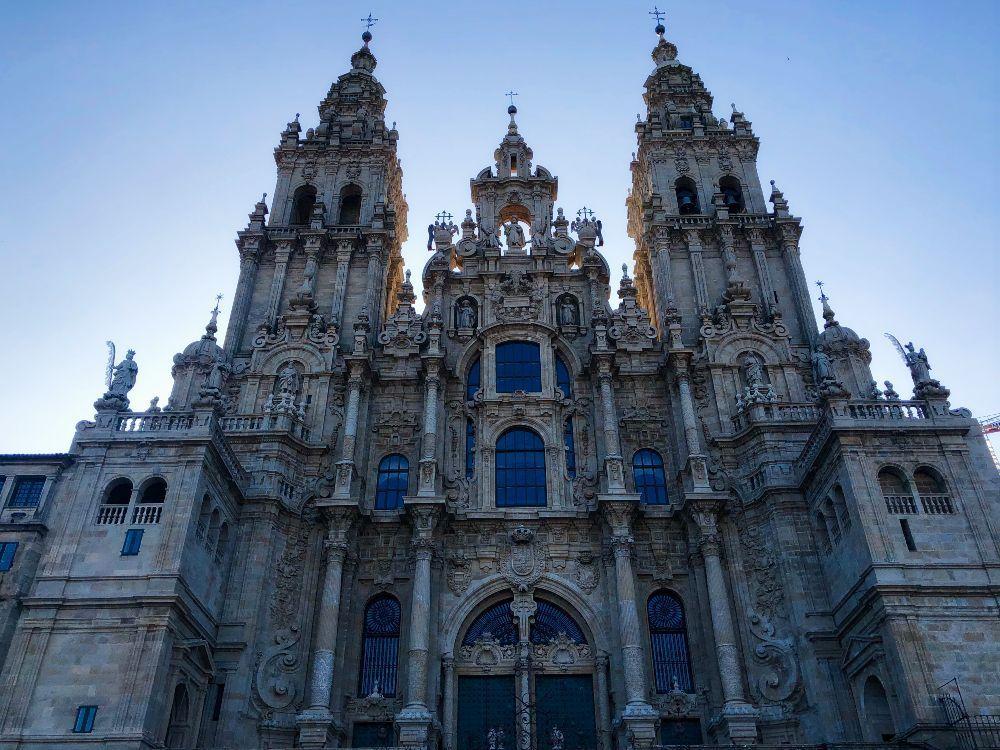 catedral CAMINO DE SANTIAGO COSTA DA MORTE