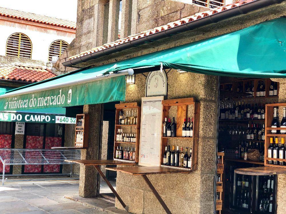 vinacoteca CAMINO DE SANTIAGO COSTA DA MORTE
