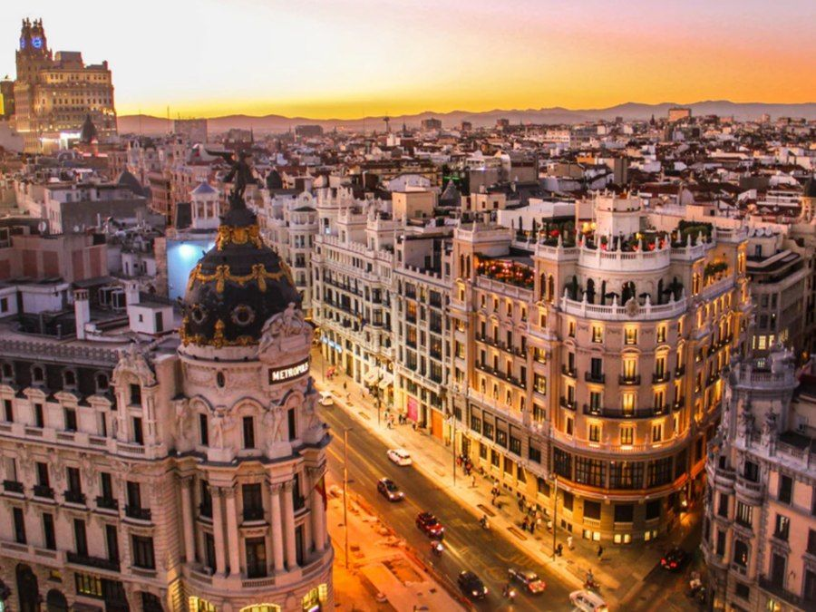 Visita por Madrid con Microplan