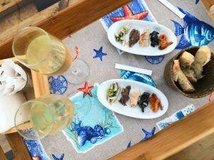 Pinchos de escapada gastronómica en Girona