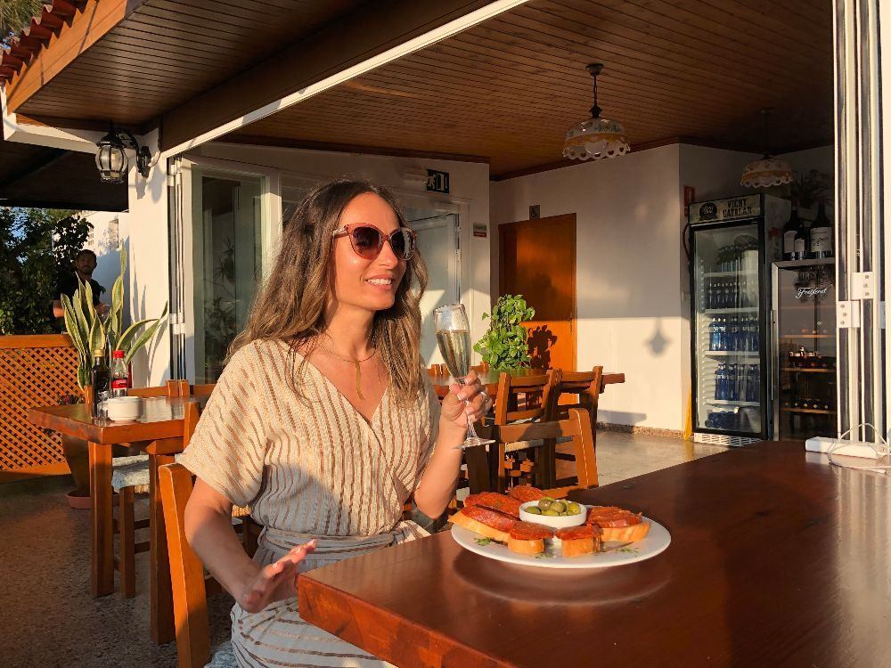 lo mejor de formentera - el mirador restaurante