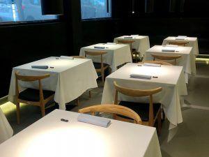 El local del restaurante Medea en Madrid