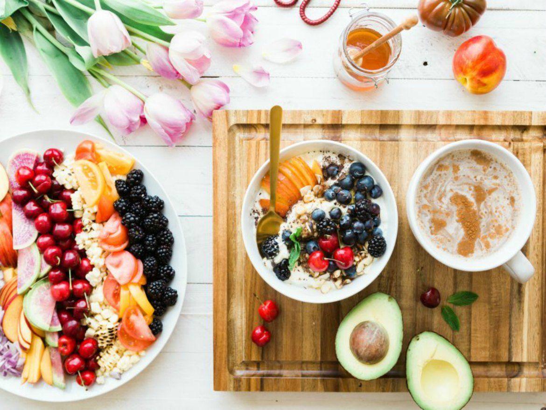 Alimentacion saludable y felicidad