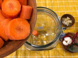 receta verduras fermentadas