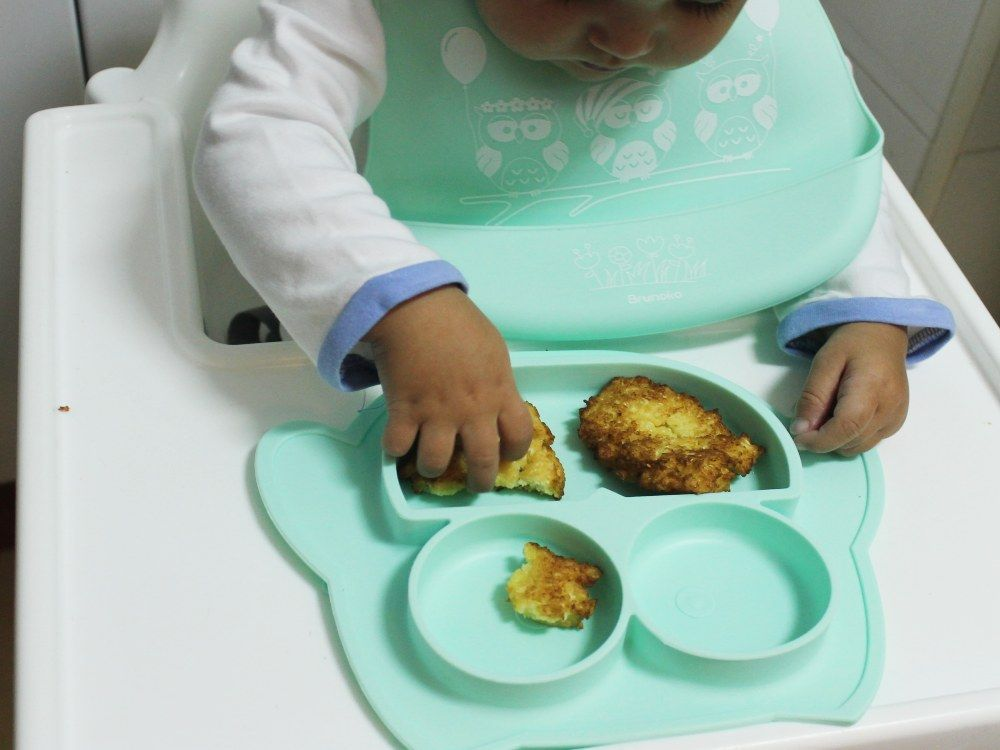 NUGGETS DE COLIFLOR BABY-LED WEANING ADRI