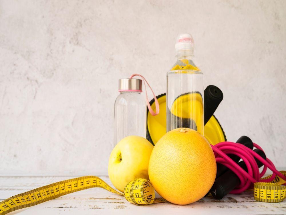 nutrición y deporte gym