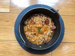 puebla de sanabria gastronomía - el ermitaño benavente