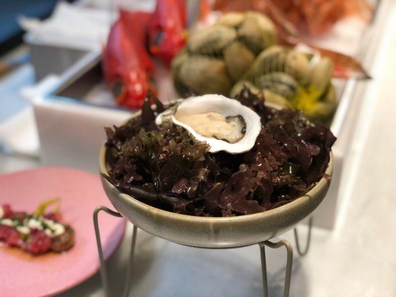 ostras restaurante bistronómika madrid