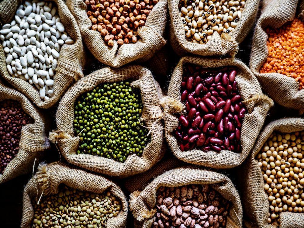 nutrición y deporte legumbres