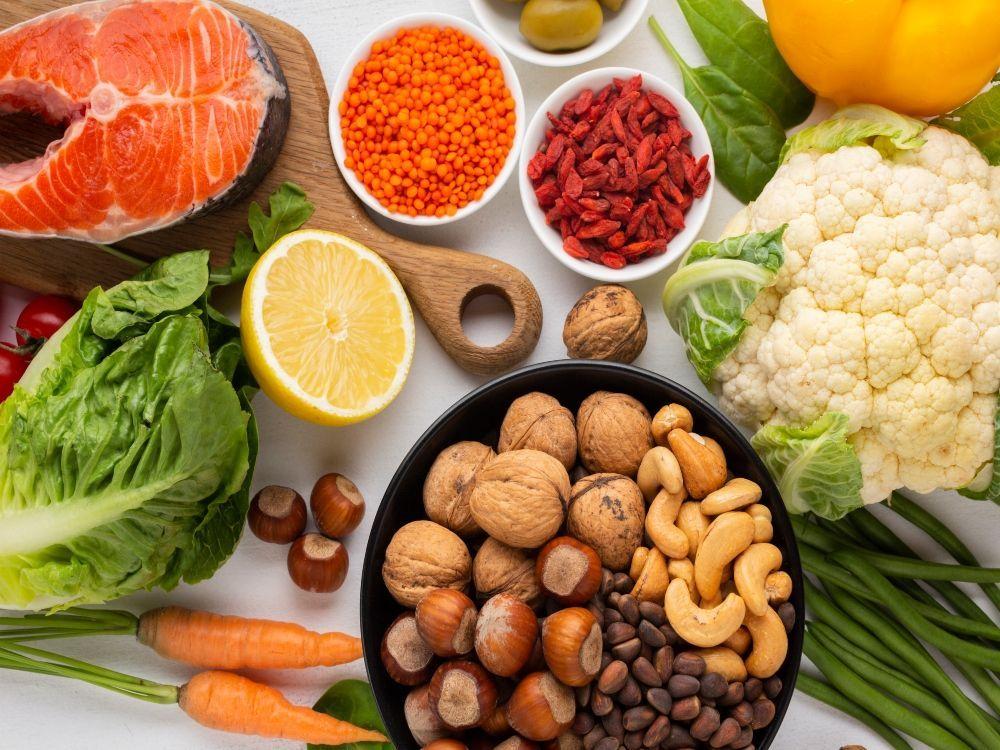 nutrición y deporte nutrientes