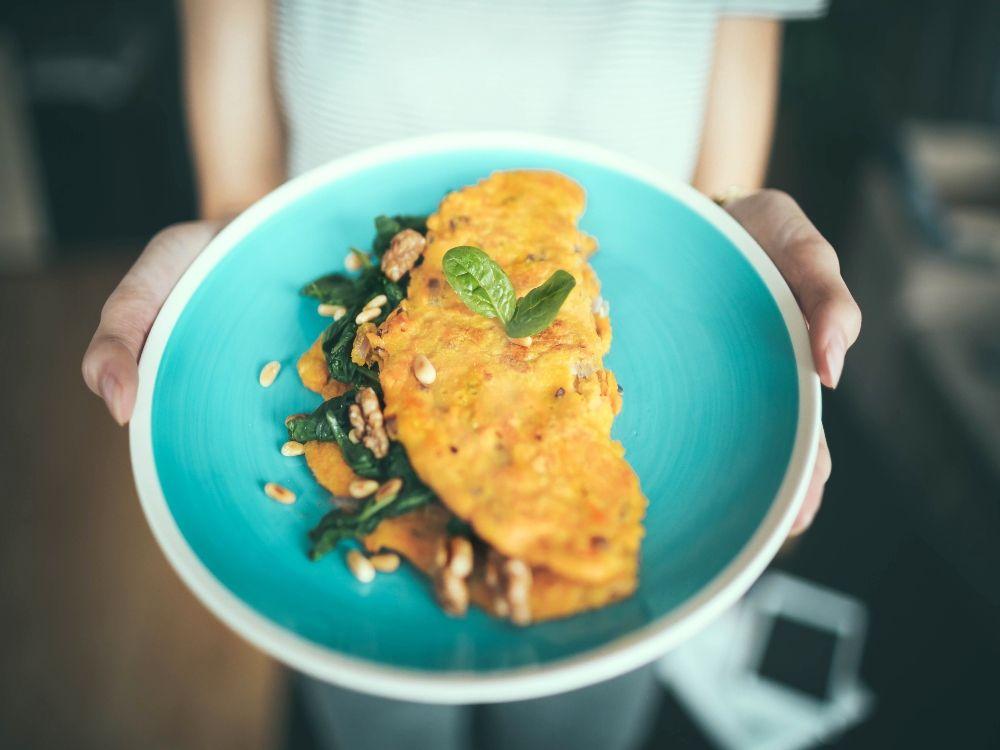 nutrición y deporte tortilla