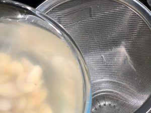 leche de almendras ingredientes