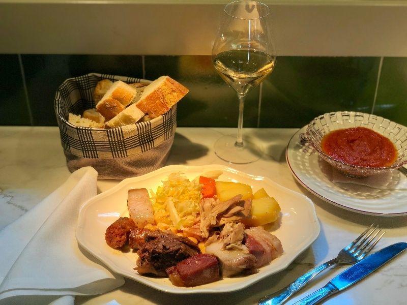 el mejor cocido madrileño el clásico
