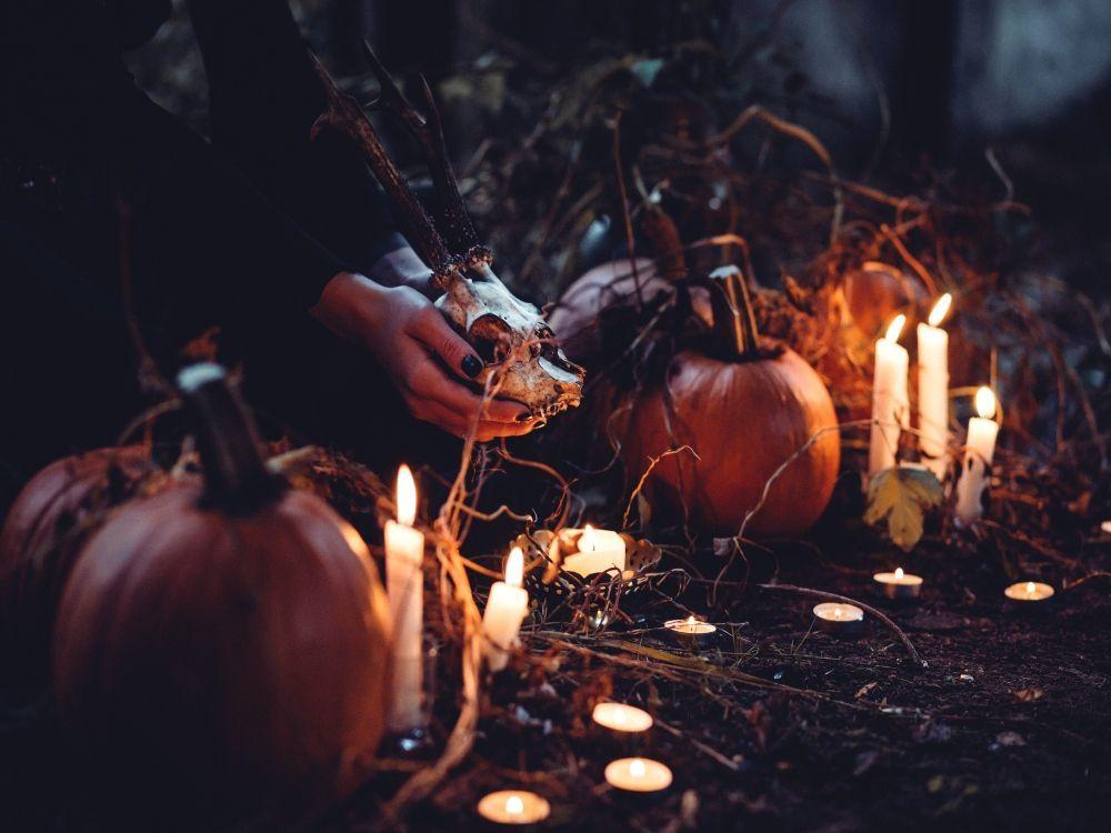 pumpkin pie saludable halloween fiesta pagana