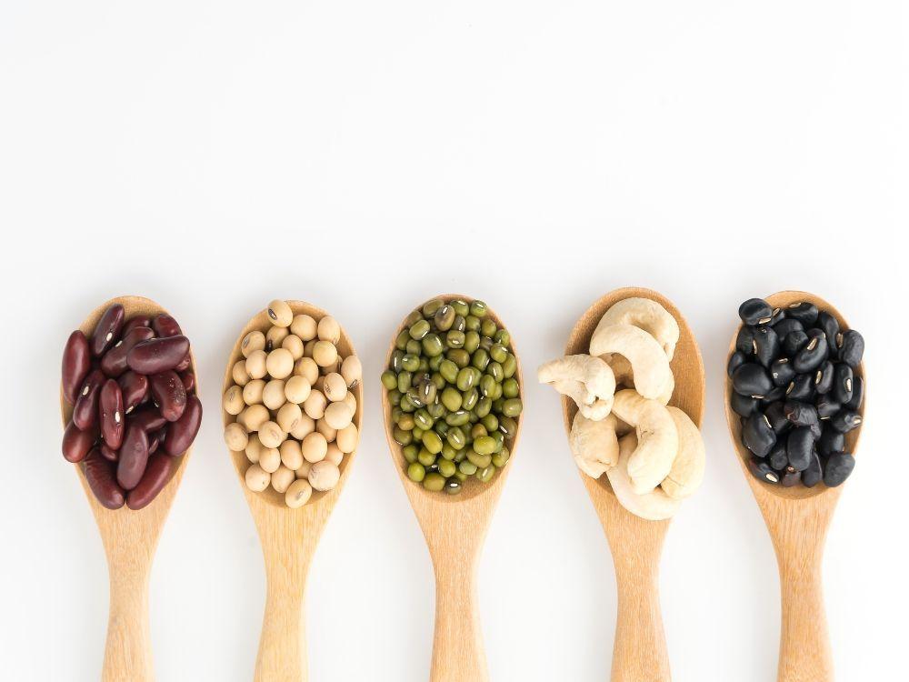 estilos alimentación legumbres