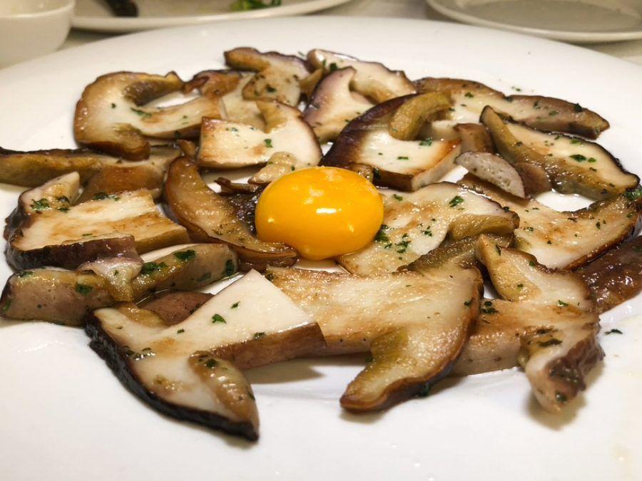 restaurante ganbara san sebastián setas