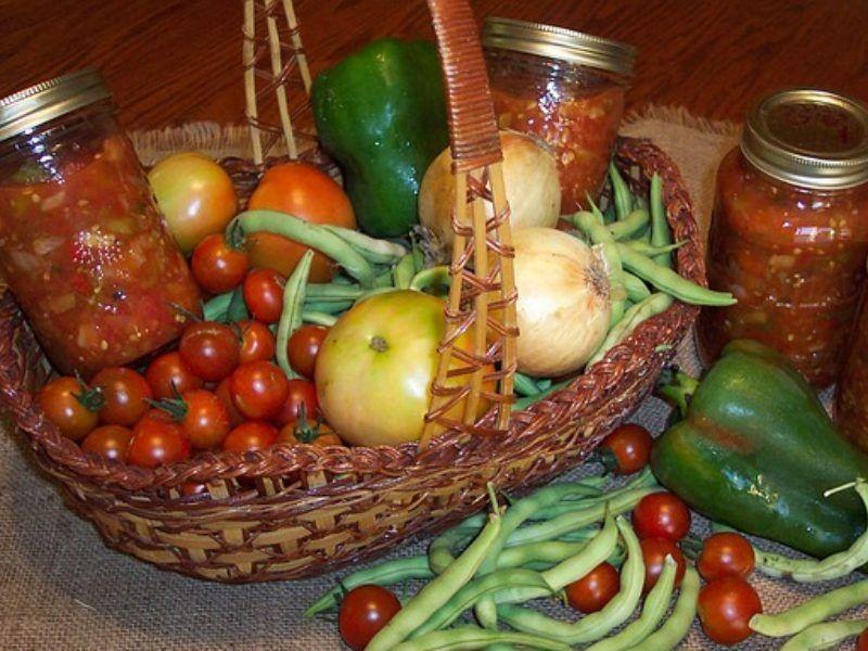 salsa de tomate conservas