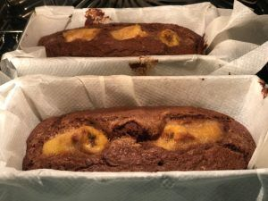 BANANA BREAD plátano horno