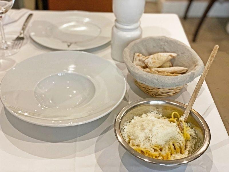 a vanvera mejores restaurantes italianos de Madrid