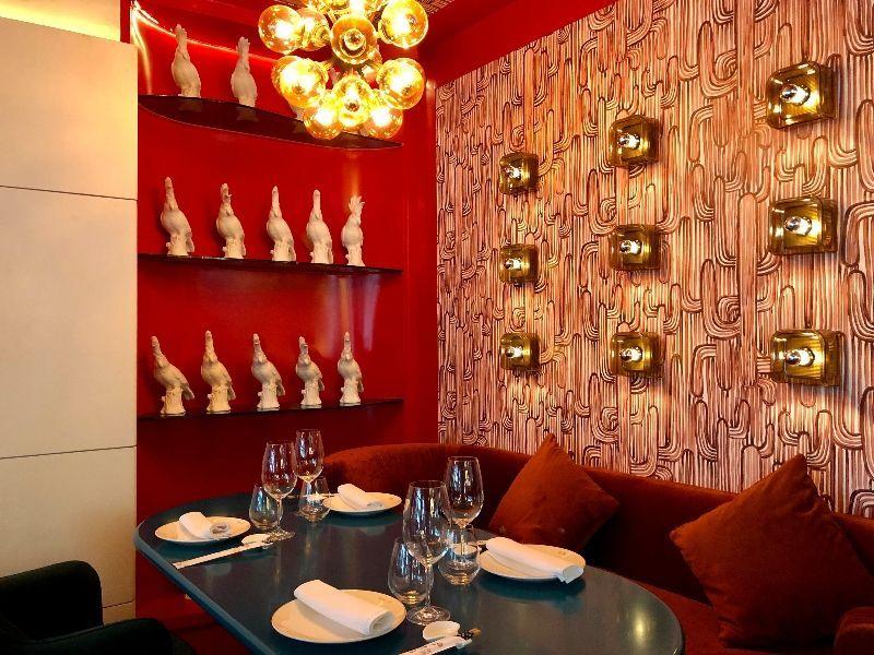 reservado restaurante don lay madrid