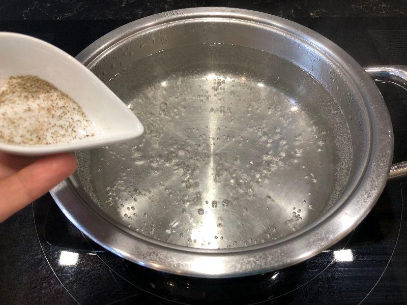 ensalada pasta de lentejas ingredientes