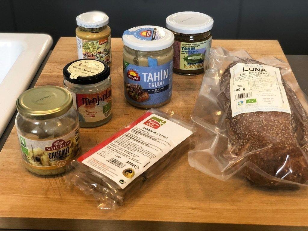 dieta macrobiótica ingredientes