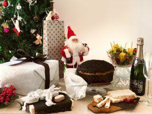 dulces navideños pularda de las landas
