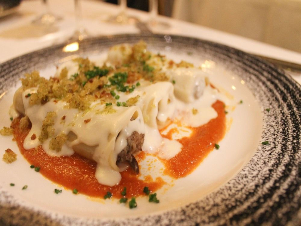 RESTAURANTE kuc place to be madrid CANELONES