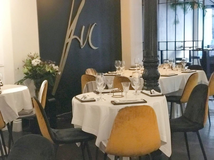 RESTAURANTE kuc place to be madrid