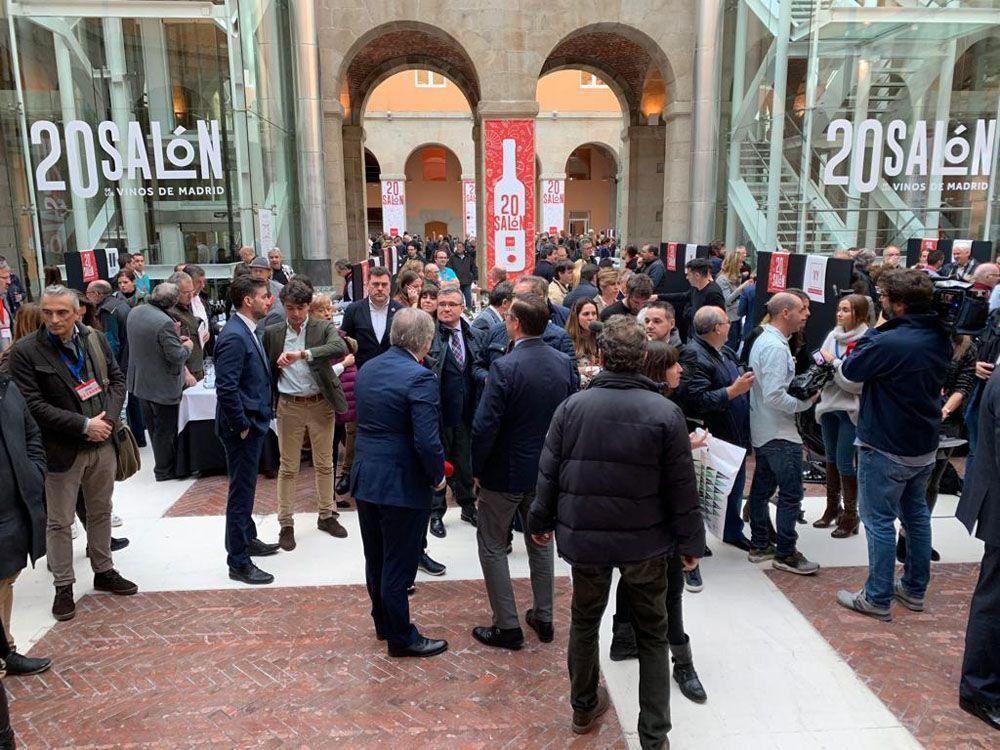 XX Salon de los Vinos de Madrid PROFESIONALES