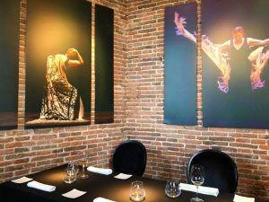 restaurante gastronómico CORRAL DE LA MORERÍA