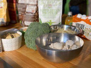 brócoli snacks saludables