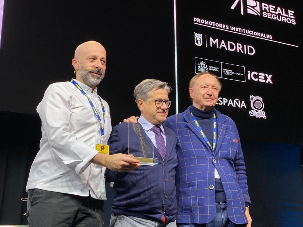 NICO ROMITO MADRID FUSION 2020